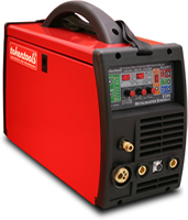 Multifunction mig welder with mma and tig functions