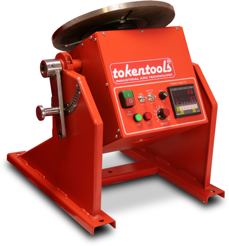 ROTA300 Welding positioner available from Tokentools Australia