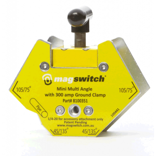 magswitch magnetic angle clamp